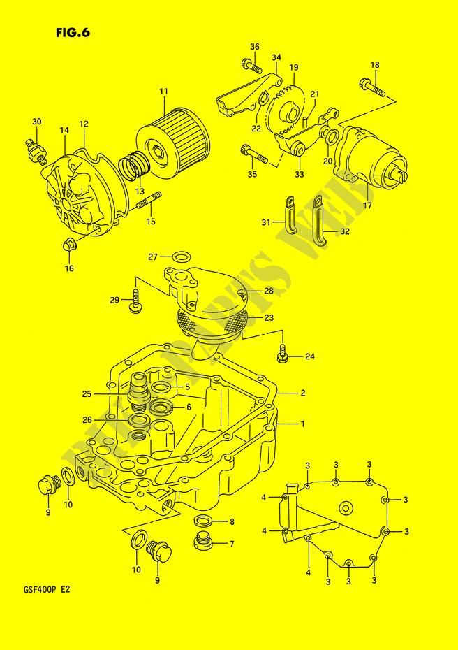 Restauración de Suzuki GSF 400 Bandit GK75A - Página 4 Dp015892